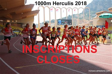 1000mHerculis - INSCRIPTIONS CLOSES