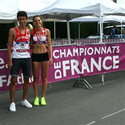 Chpts de France JEUNES - Chpts d'Europe JUNIOR